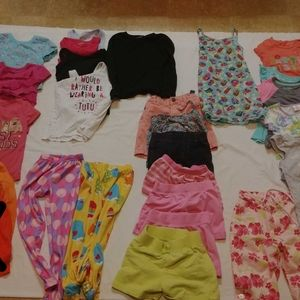 Girls Clothes Size 4 and 4/5 and 5.